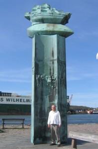 Carl Milles' statue