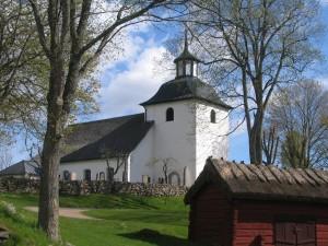 Tidavad - Odensaker - Church 2