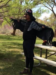 Darrell as Condor