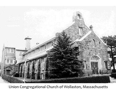 Union Cong - Wollaston