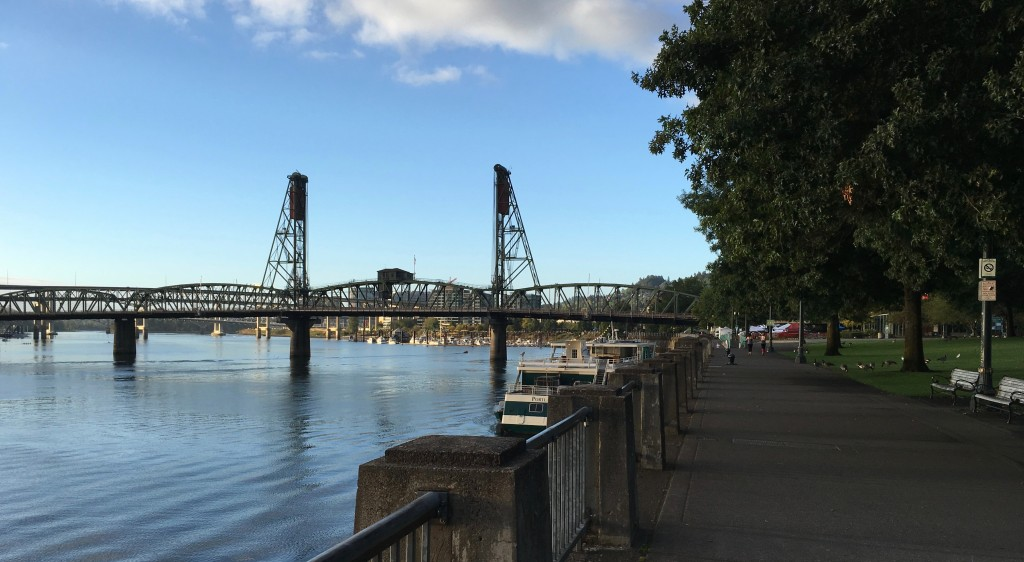 Portland Riverwalk