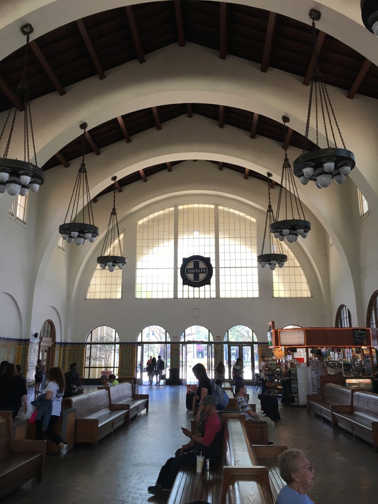 Amtrak - Santa Fe Station