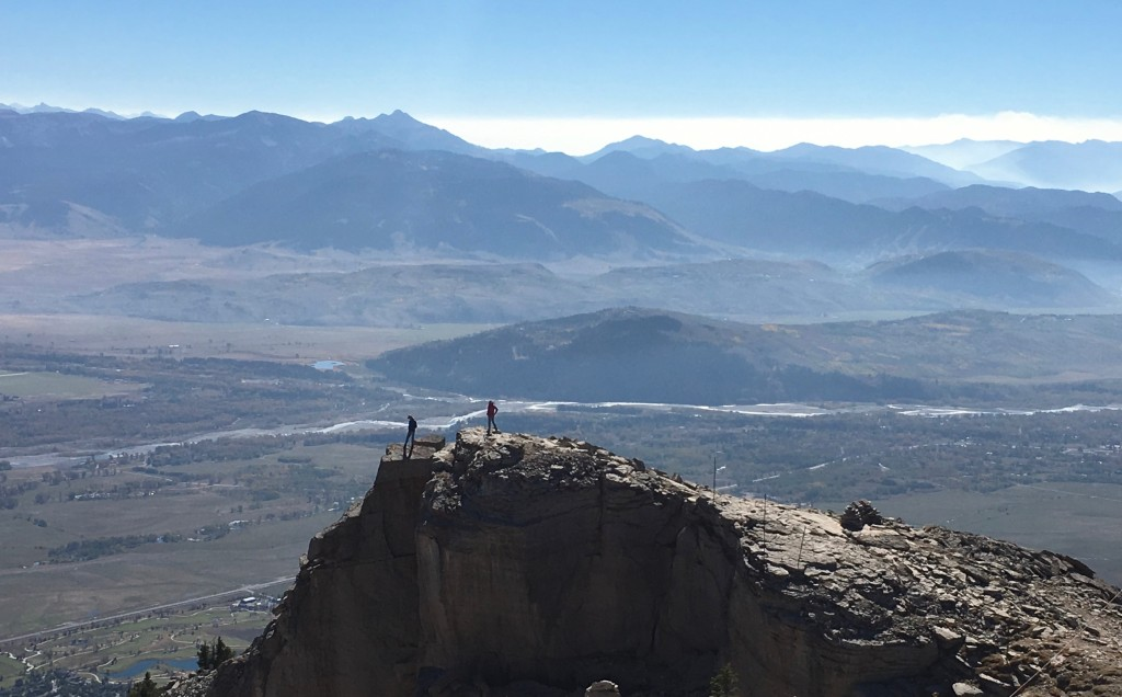 YGT - View from Rendezvous Mt