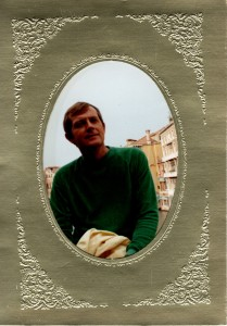 John in Venice, Italy