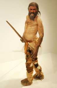 Reconstruction-Otzi-mummy-analysis-Bolzano-Italy-South